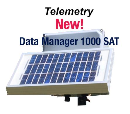Telemetry - DM 1000 SAT
